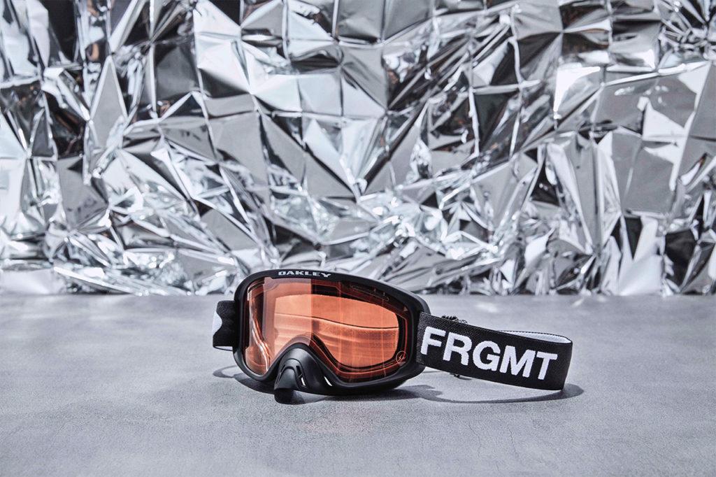 O FRAME 2.0 XM Fragment フレーム:Fragment Matte Black レンズ:Dark Grey & Persimmon ¥12,700 + TAX