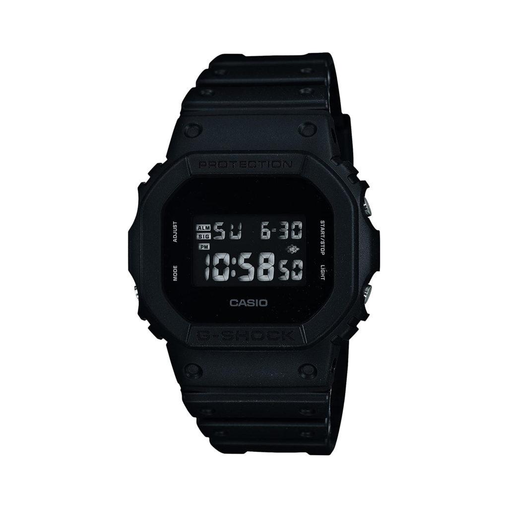 CASIO G-SHOCK DW-5600 黒