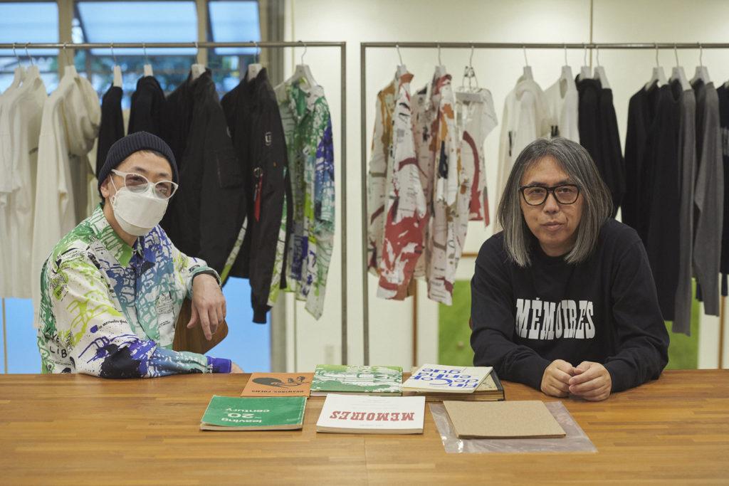 "uniform experiment ""Asger Jorn"" COLLECTION 藤原ヒロシ SKATETHING"