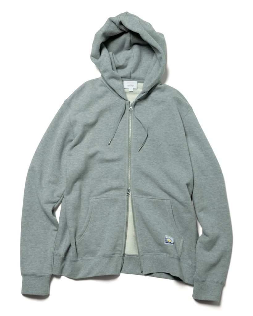 SUNSPEL x SOPHNET. ZIP UP SWEAT HOODIE