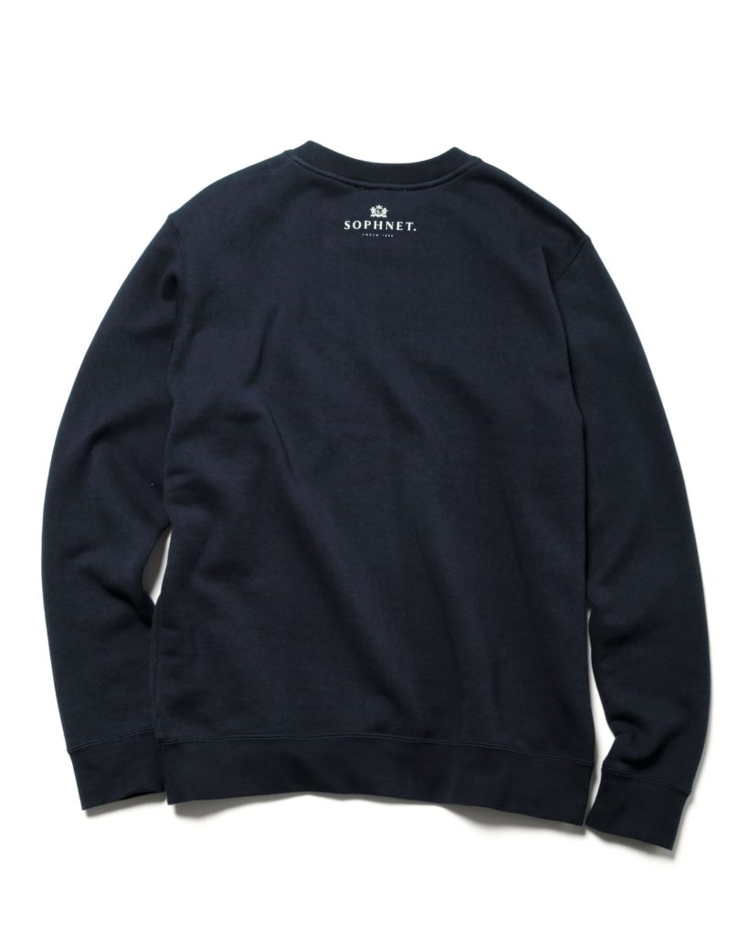 SUNSPEL x SOPHNET. SWEATSHIRT ¥22,000+TAX
