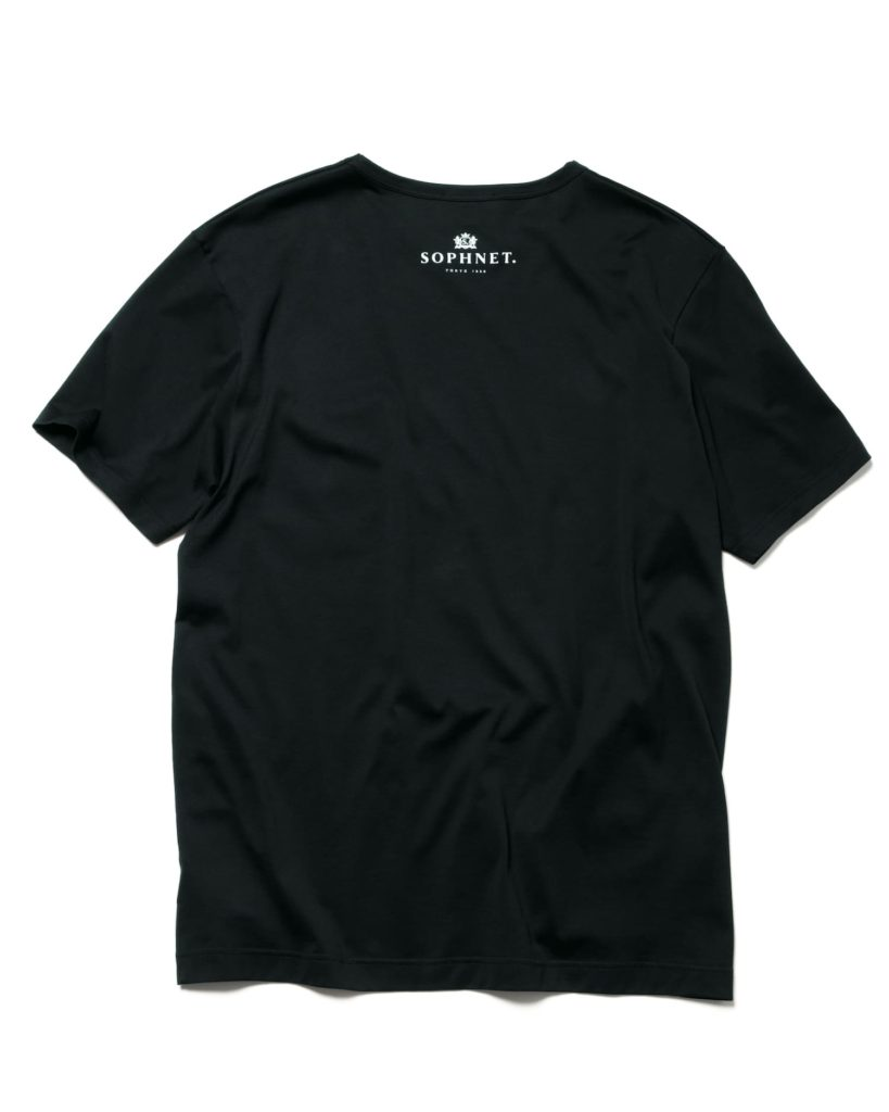 SUNSPEL x SOPHNET. POCKET T-SHIRT ¥15,000+TAX