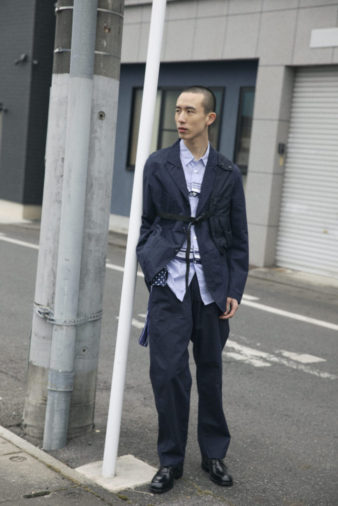 チープシック ENGINEERED GARMENTS