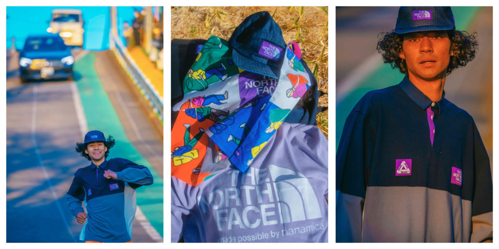 THE NORTH FACE Purple Label PALACE SKATEBOARDS