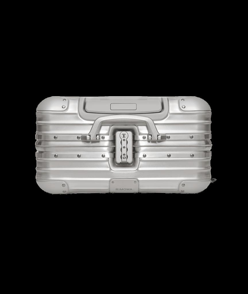 RIMOWA Original Compact Silver