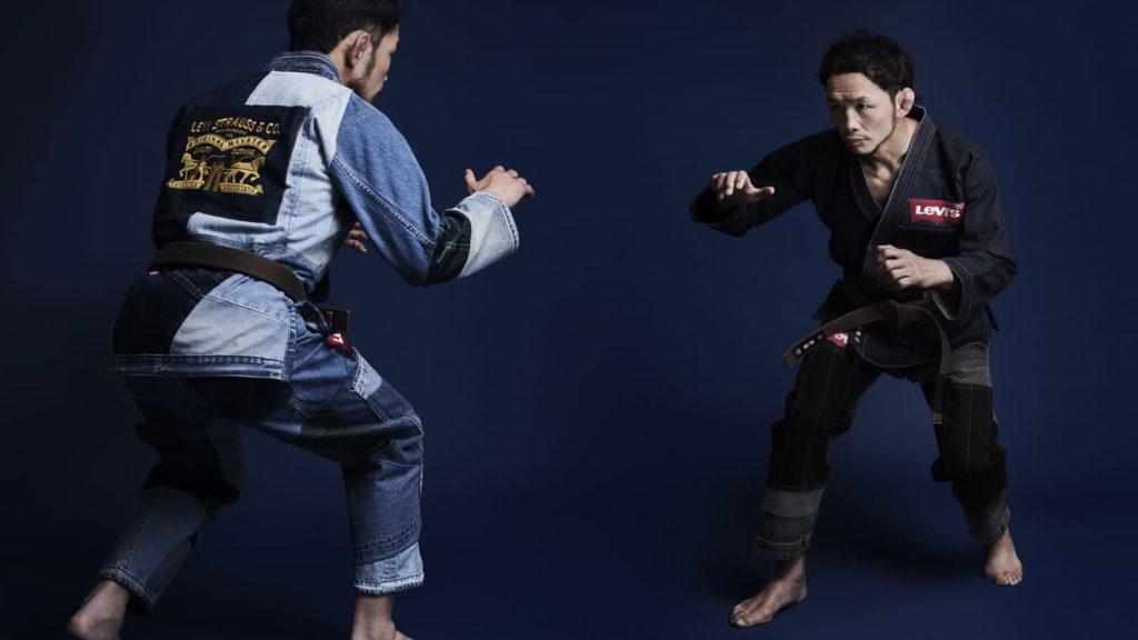 Caol Uno Jiu-Jitsu Gi Art Exhibition