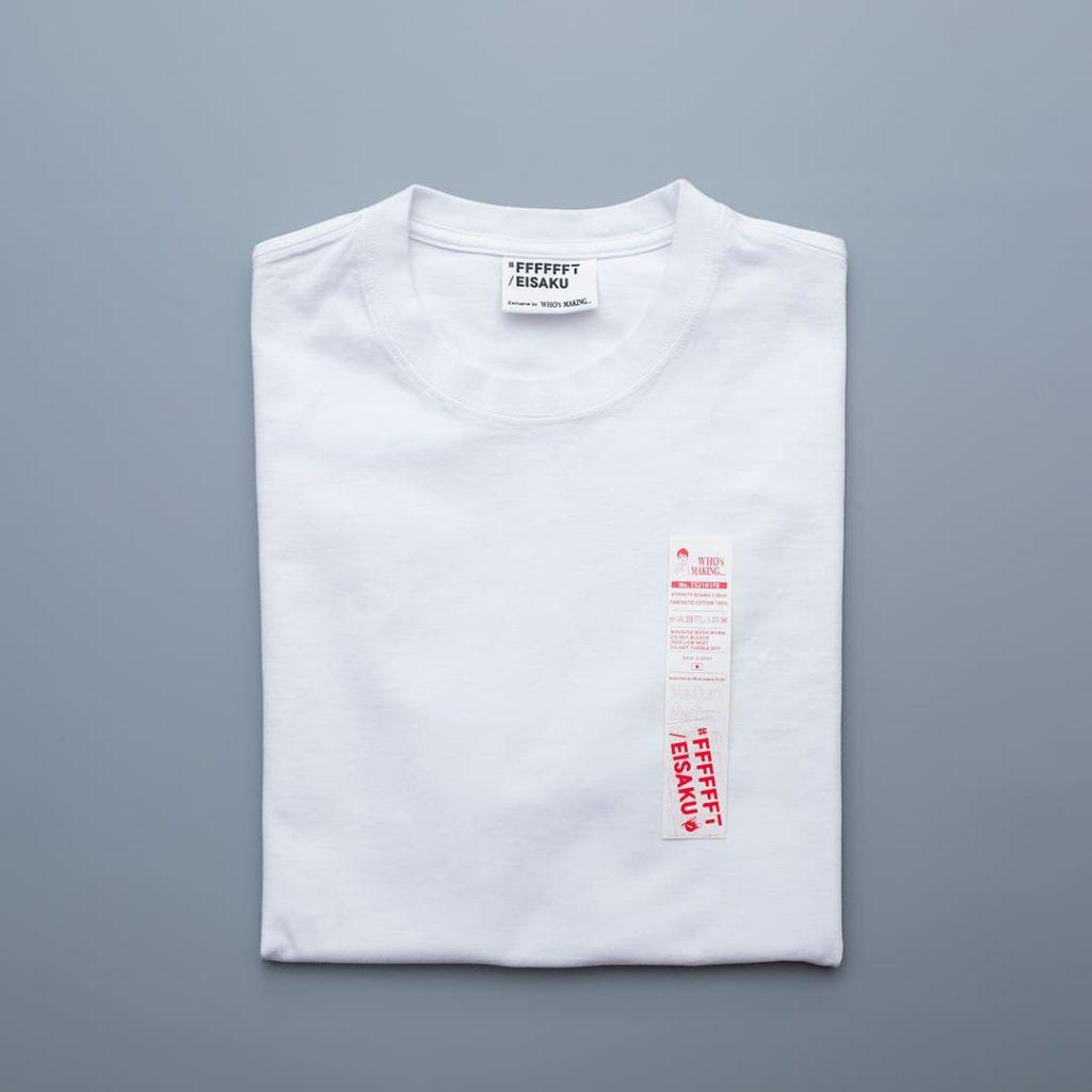 #FFFFFFT 吉田栄作 白T 白Tシャツ