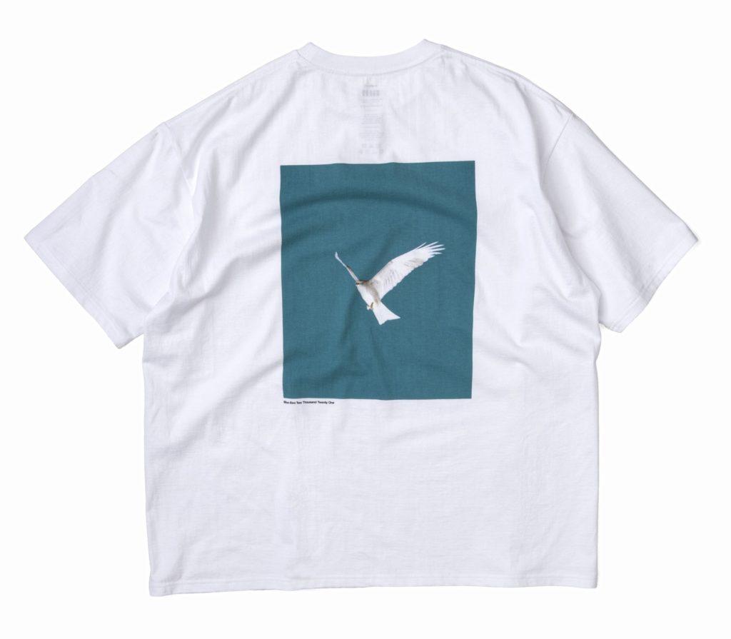 Grappaper FUTUR コラボレーション Tシャツ
