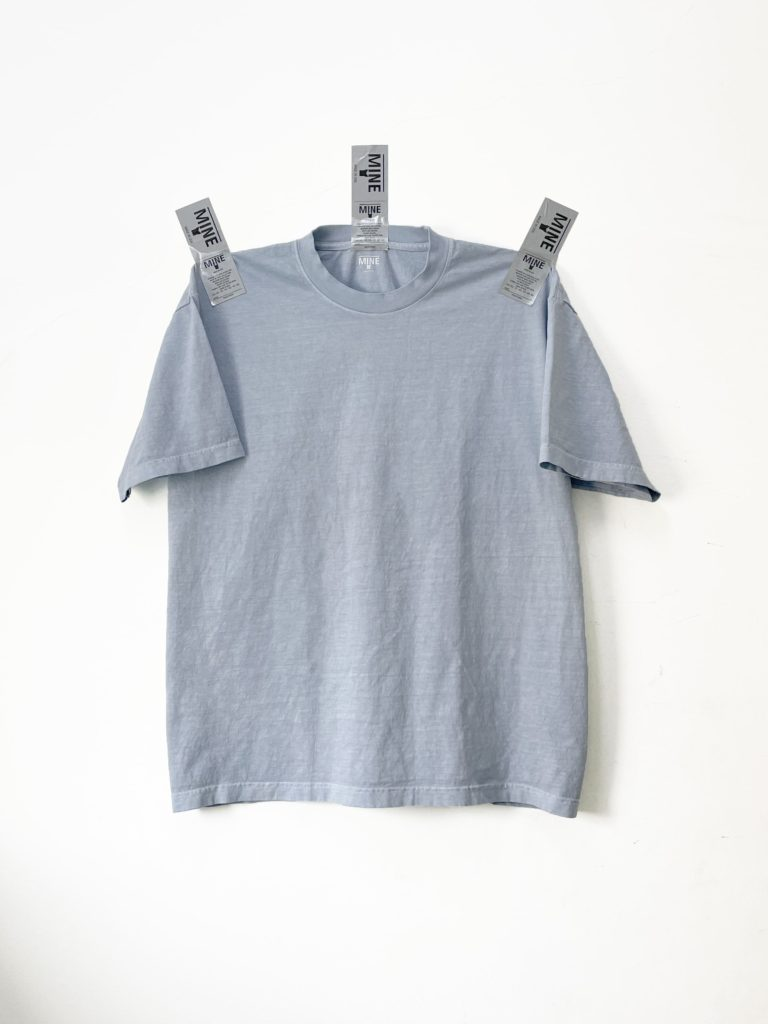 """MINE USA Limited Color Project 第2弾 """"PD Celestial Blue"""""""