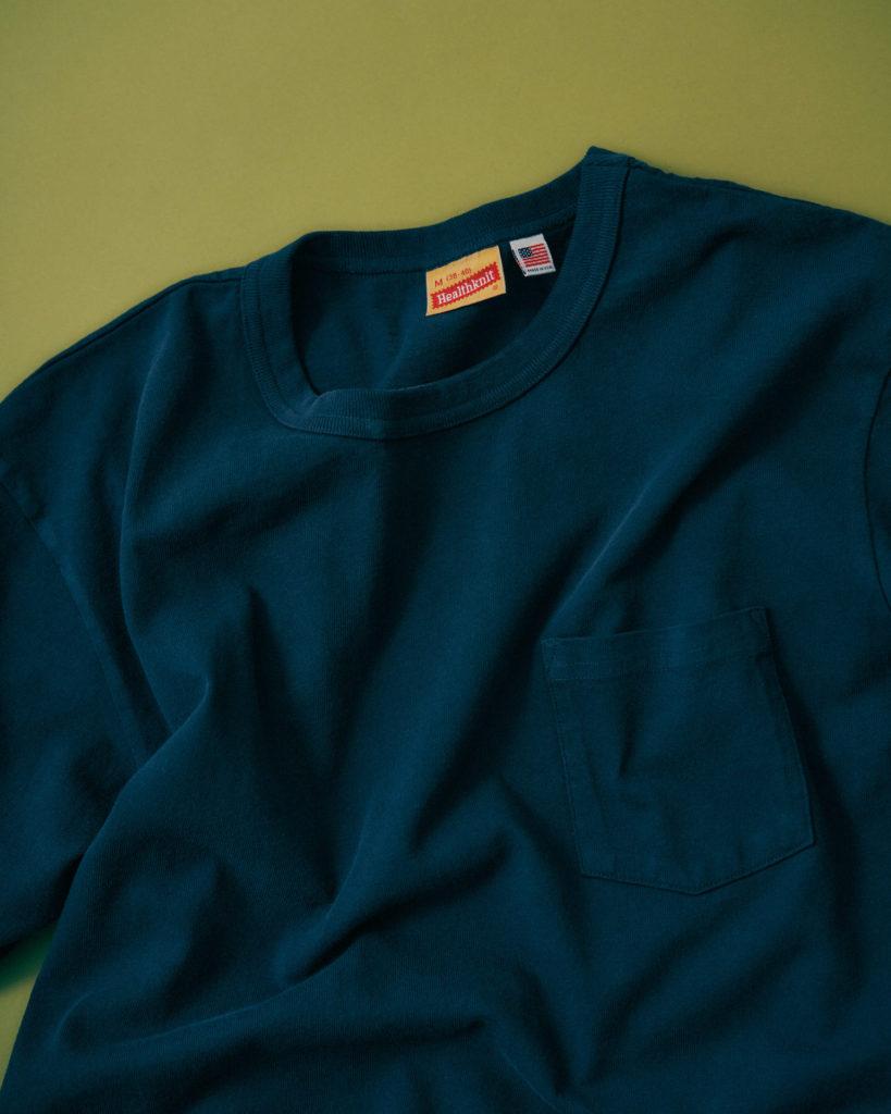 メイドインU.S.A.のHealthknit のTシャツ
